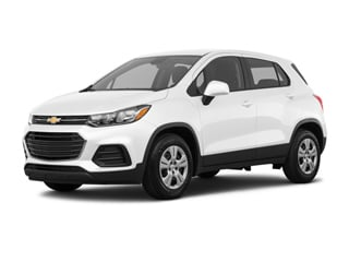 2018 Chevrolet Trax SUV Summit White