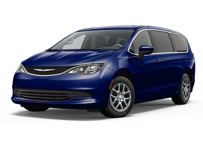 New 2018 Chrysler Pacifica LX Passenger Van Elkhart