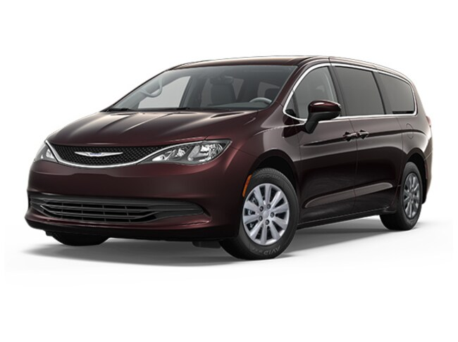 New 2018 Chrysler Pacifica L For Sale Cullman Al