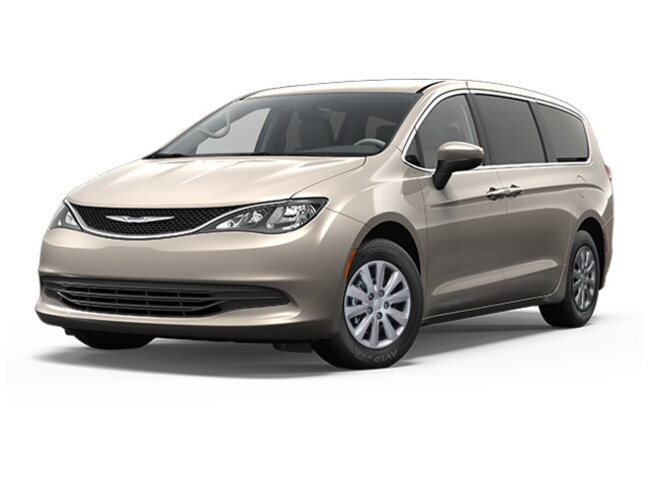 New 2018 Chrysler Pacifica L Passenger Van Elkhart