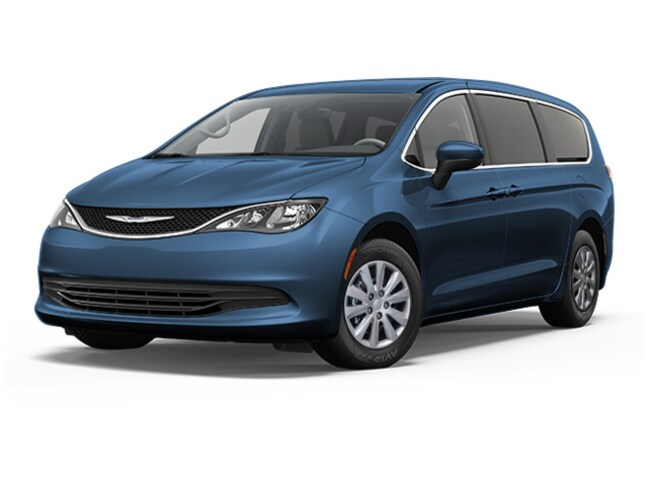 New 2018 Chrysler Pacifica L Passenger Van Missoula, MT