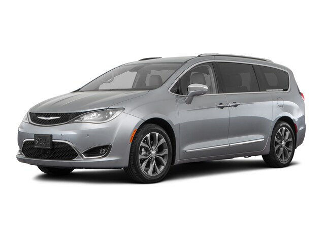 2018 Chrysler Pacifica LIMITED Passenger Van