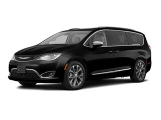 New Chrysler Dodge Jeep Ram Models 2018 Chrysler Pacifica LIMITED Passenger Van 2C4RC1GG1JR321267 for same in Bonham, TX