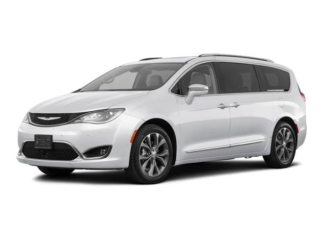 2018 Chrysler Pacifica Limited Mini-Van
