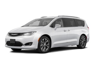 New 2018 Chrysler Pacifica Limited Van