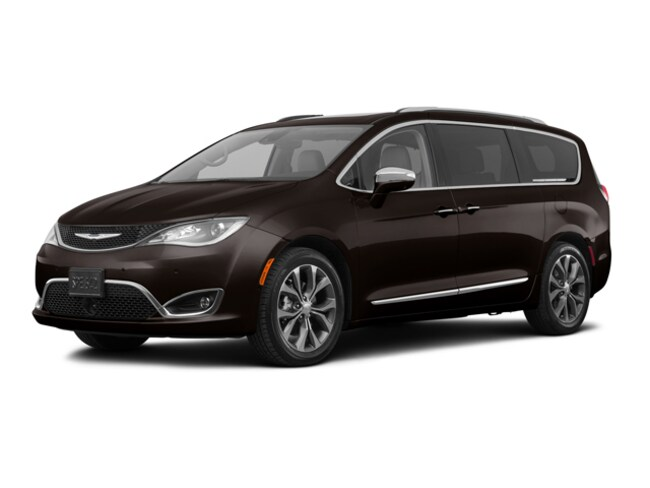 Certified Used 2018 Chrysler Pacifica Limited FWD Van in Souderton