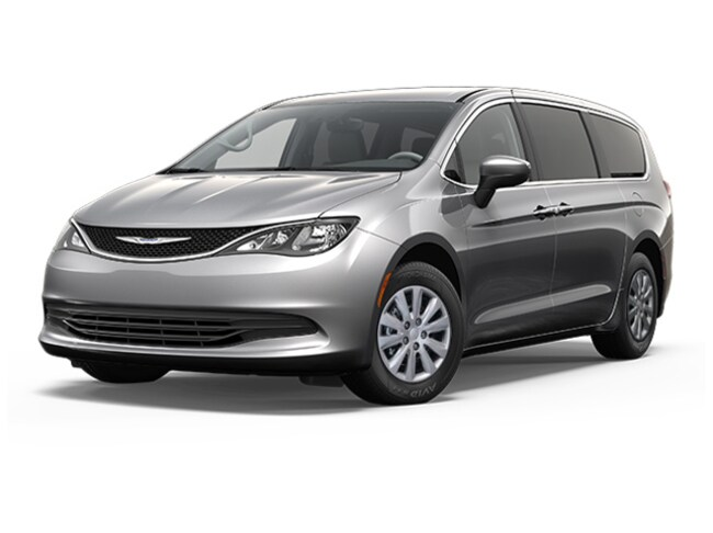 Used 2018 Chrysler Pacifica Touring Van for Sale in LaBelle, Florida