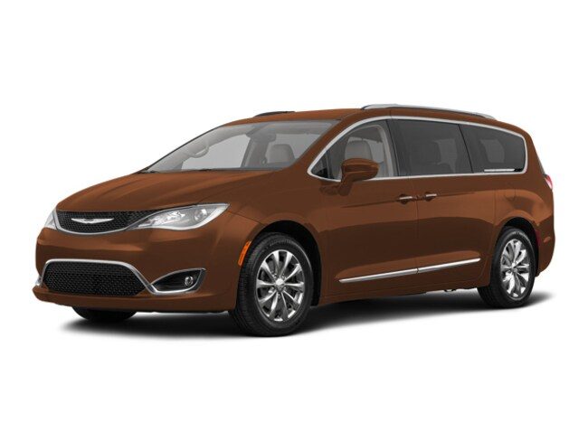New 2018 Chrysler Pacifica Touring L For Sale In