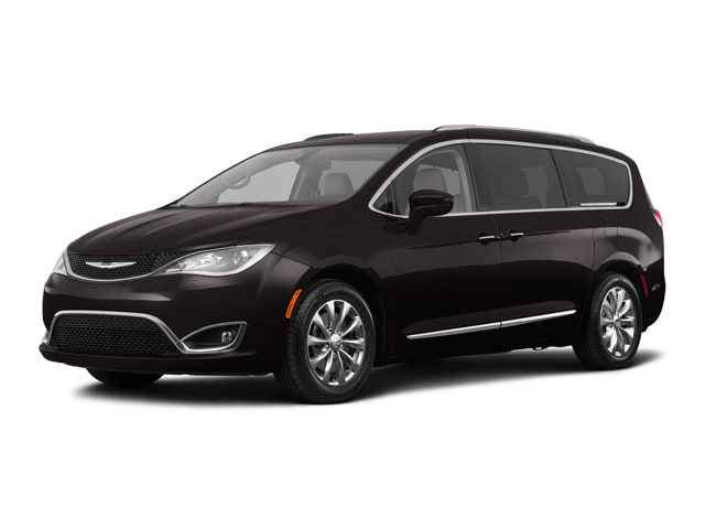 New 2018 Chrysler Pacifica Touring L Van Passenger Van in Antigo