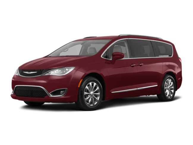 New 2018 Chrysler Pacifica Touring L Touring L FWD For Sale in Caro, MI
