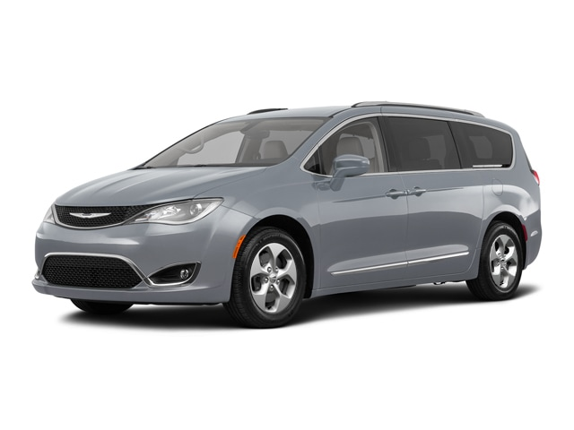 2018 Chrysler Pacifica Mini-Van