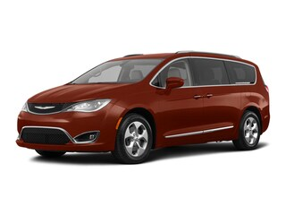 New 2018 Chrysler Pacifica TOURING L PLUS Passenger Van in Woodhaven, MI