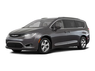 New Chrysler Dodge Jeep RAM for sale 2018 Chrysler Pacifica Touring L Plus Van in Wisconsin Rapids, WI