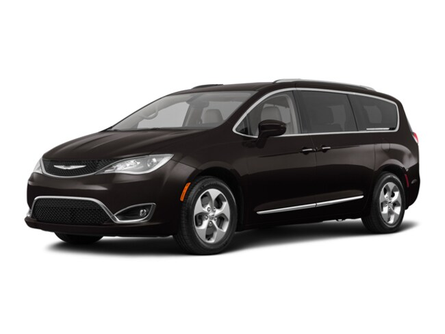 2018 Chrysler Pacifica Touring L Plus Touring L Plus FWD