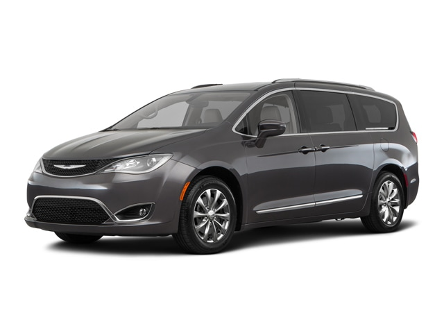 2018 Chrysler Pacifica Minivan/Van