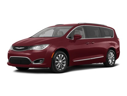 Used 2018 Chrysler Pacifica Touring L For Sale in Milwaukee