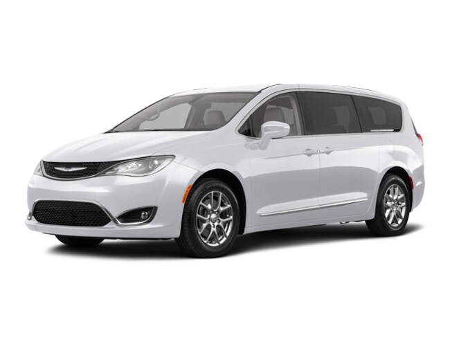 Used 2018 Chrysler Pacifica Touring Plus Van for sale in Hornell, NY