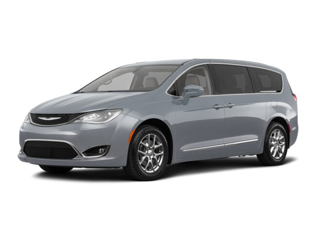 New 2018 Chrysler Pacifica Van Boise