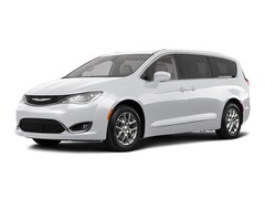 New Chrysler Jeep 2018 Chrysler Pacifica Touring Plus Van 2C4RC1FG8JR357863 in El Paso, TX