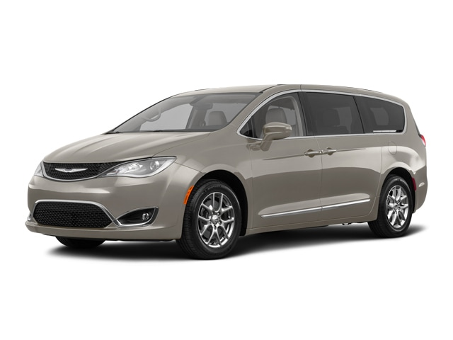 2018 Chrysler Pacifica Van