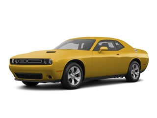 2018 Dodge Challenger Coupe Yellow Jacket Clearcoat