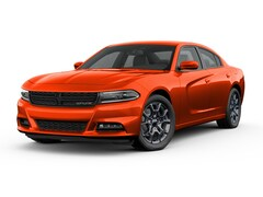 2018 Dodge Charger GT Blacktop AWD Sedan