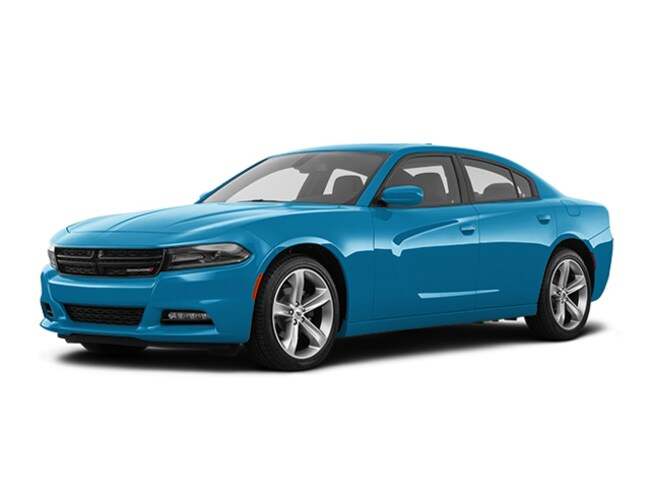 New 2018 Dodge Charger SXT PLUS RWD Sedan Pompano Beach