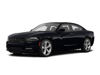 New 2018 Dodge Charger SXT PLUS RWD - LEATHER Sedan Odessa, TX