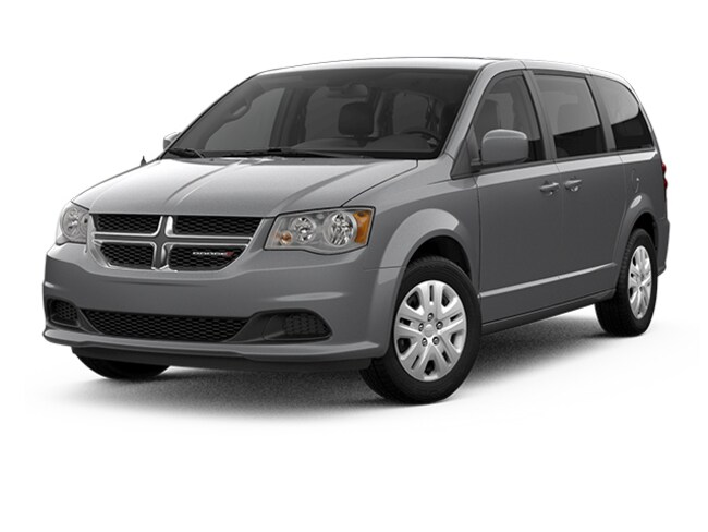 New 2018 Dodge Grand Caravan SE Passenger Van in Sioux City