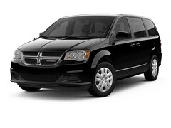 New 2018 Dodge Grand Caravan SE Passenger Van in New Port Richey