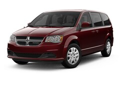 New 2018 Dodge Grand Caravan SE PLUS Passenger Van 2C4RDGBGXJR361693 near Madison WI in Baraboo