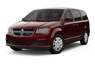New 2018 Dodge Grand Caravan SE Van Passenger Van for sale in Cortland, NY