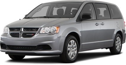 2018 Dodge Grand Caravan Passenger Van