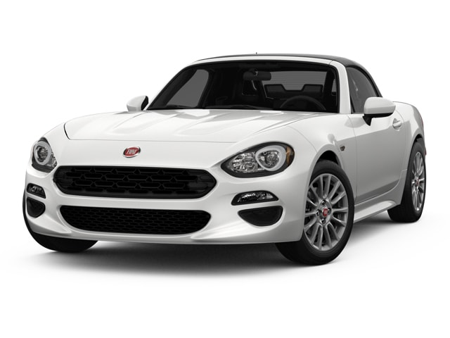 2018 fiat 124 spider convertible digital showroom | alfa romeo fiat