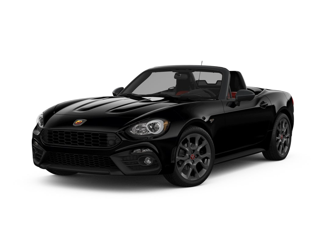 2018 FIAT 124 Spider Convertible Rosso Red