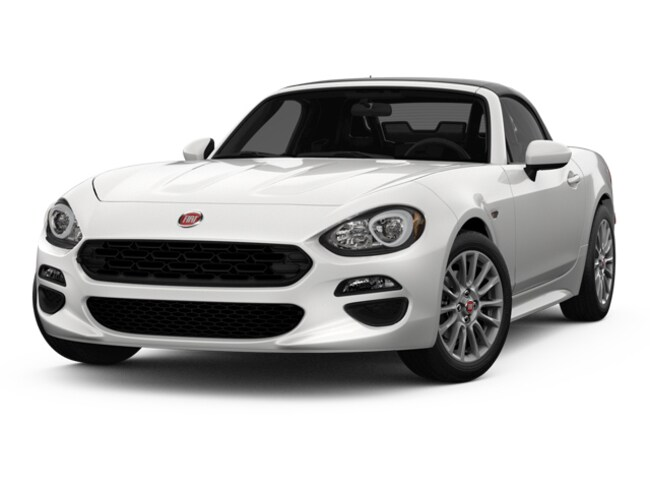 New 2018 FIAT 124 Spider CLASSICA Convertible for sale near San Diego, CA