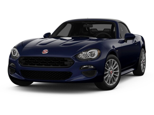 new 2018 FIAT 124 Spider Classica Convertible for sale/lease Wesley Chapel FL