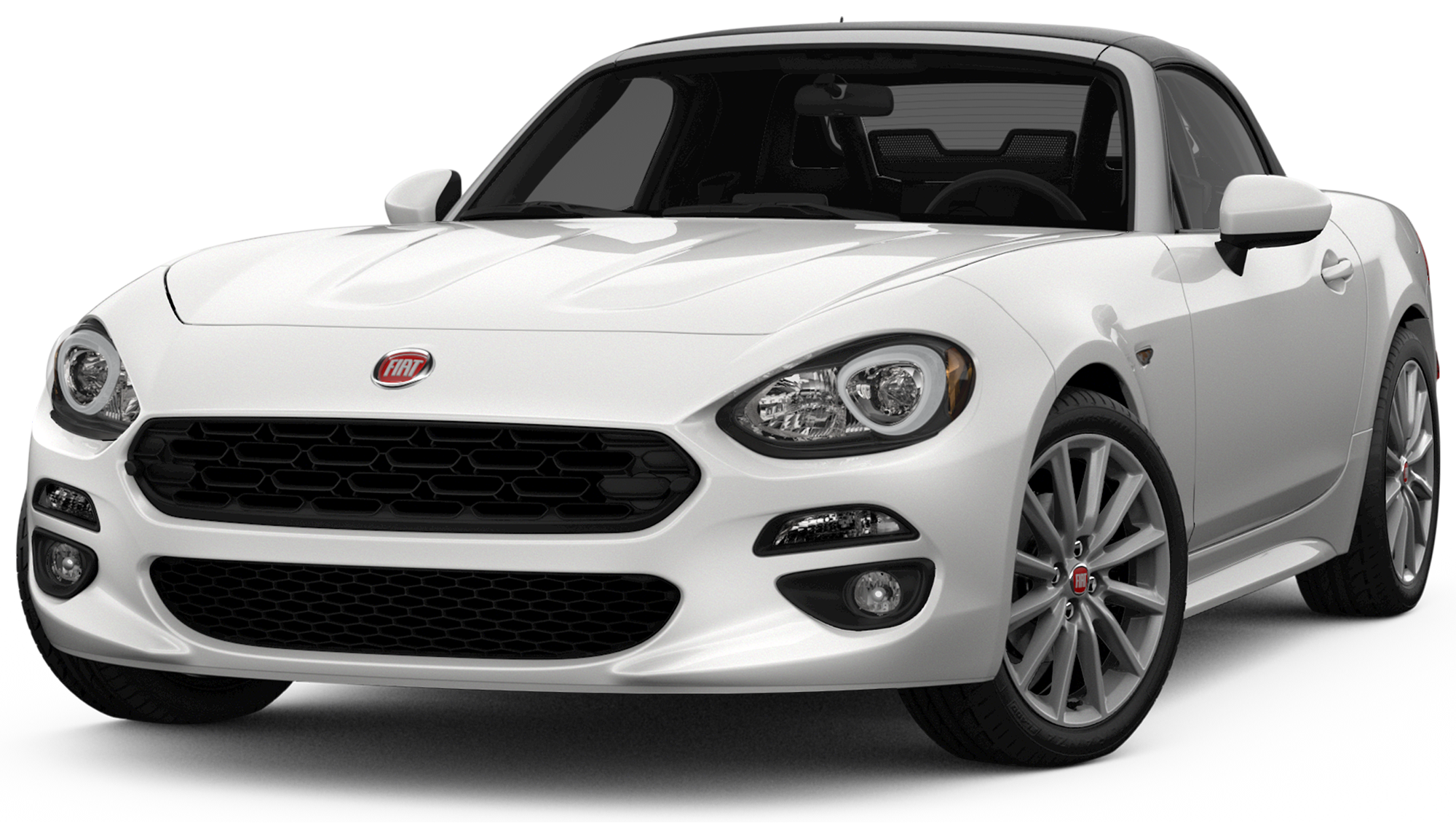 2018 FIAT 124 Spider Convertible Lusso