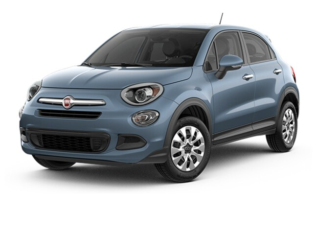 New 2018 FIAT 500X POP BLUE SKY EDITION FWD Sport Utility Bedford