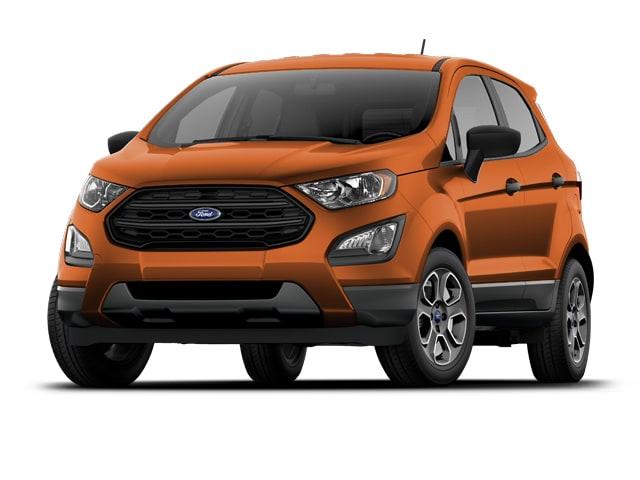 2018 Ford Ecosport Suv El Paso