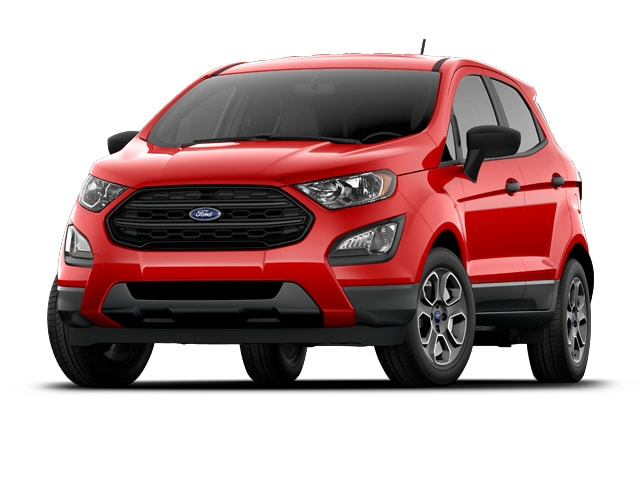 2018 ford ecosport suv el paso. Black Bedroom Furniture Sets. Home Design Ideas