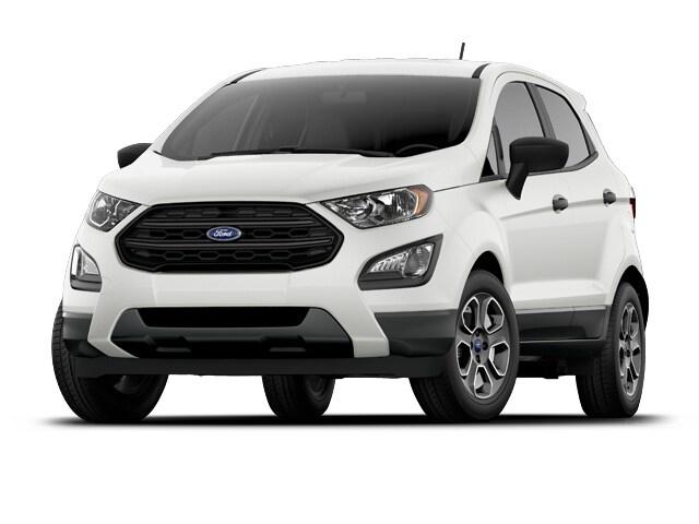 White Platinum Metallic Tri  Ford Ecosport