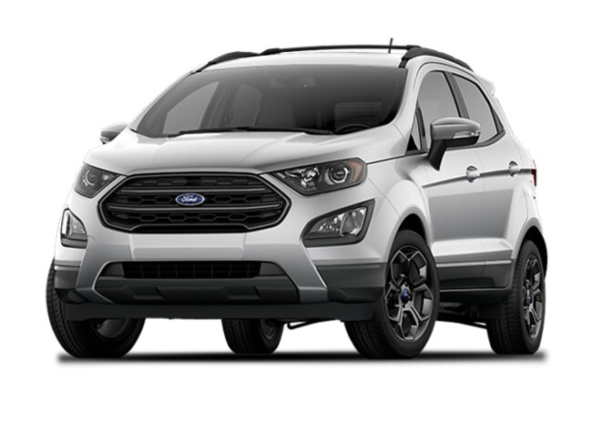 Used 2018 Ford EcoSport SES SUV Boise, ID