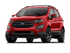 New 2018 Ford EcoSport SES SUV in Helena, MT