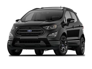 2018 Ford EcoSport SES w/Navigation SES 4WD