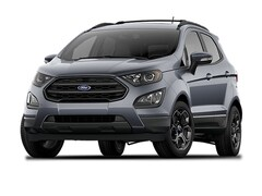 Used 2018 Ford EcoSport SES SUV MAJ6P1CL7JC162568 in Clarksburg, WV