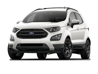 New cars, trucks, and SUVs 2018 Ford EcoSport SES SUV for sale near you in Logan, UT