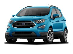 New Ford vehicles 2018 Ford EcoSport SE SUV for sale near you in Annapolis, MD