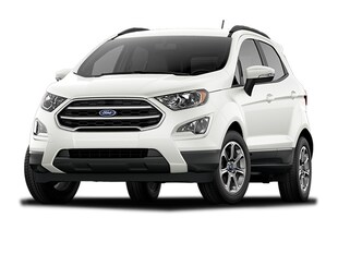 2018 Ford EcoSport SE 4X4 SUV