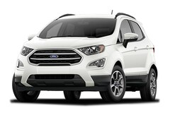 New 2018 Ford EcoSport SE SUV in Helena, MT